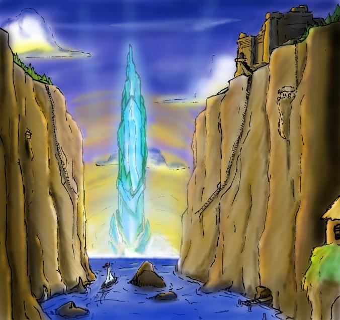 Crystal Cliffs v. 2