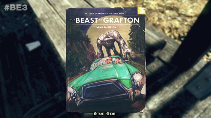 Beast of Grafton