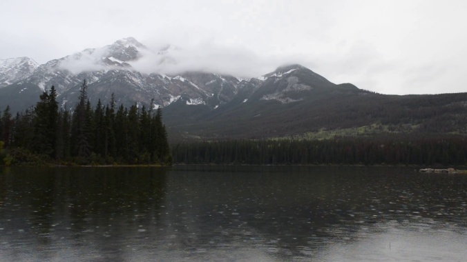 videoblocks-rainy-morning-near-the-pyramid-lake-at-canadian-rocky-mountains_hhj-fayhf_thumbnail-full01